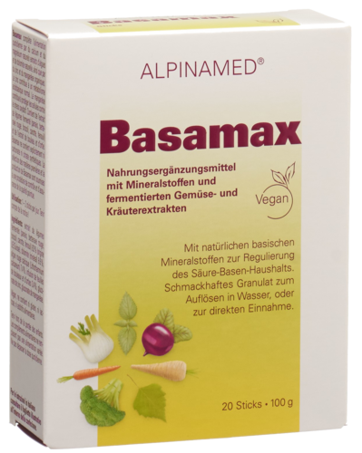 Basamax ALPINAMED 20 Sticks