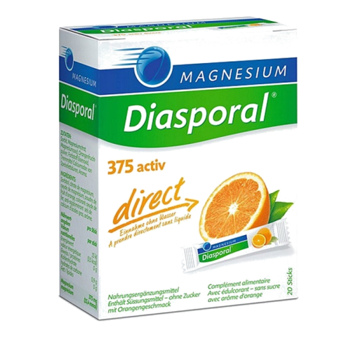 Magnesium Diasporal Activ Direct Orange 20 St