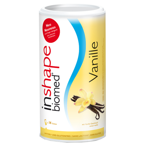 InShape Biomed Vanille 420g